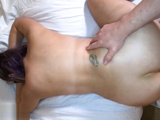 SUB TO WATCH: Big Boobs Amateur Petite MILF Take Rough ANAL From Big Cock