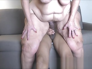 Amber Connors 56y Wide Hips Squirt Wife GILF