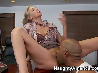 Julia Ann & Shane Diesel in My First Sex Teacher