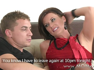 Mom xxx: working MILF wife gets fucked