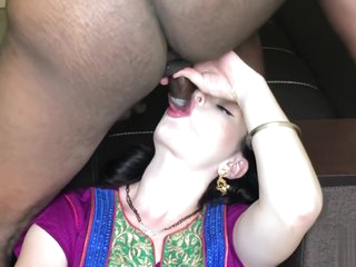 Indian Escort Girl Fucked Real Hard in Hotel Room (Dripping Creampie) -IMWF