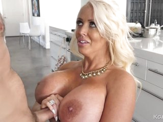 Alura Jenson Fuck by step son