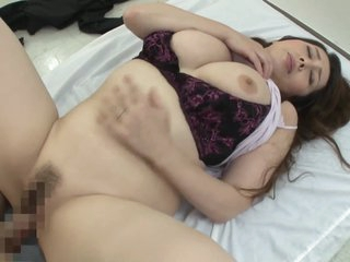 Asian Office Porn, Hairy Pussy