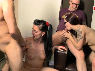 german amateur swinger party with real girlfriends