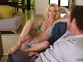 I Met My Wifes Sister Isabelle Deltore And Fucked Her Feet